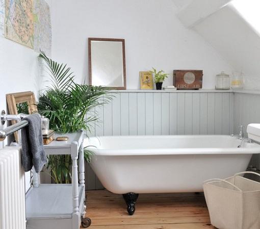 Baños Rusticos Con Encanto: con el resto del baño, ya ha conseguido ser bonito y diferente