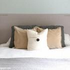 como hacer un cabecero de cama