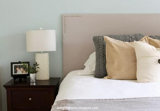 C mo hacer un cabecero de cama unacasabonita - Como hacer un cabecero de cama economico ...