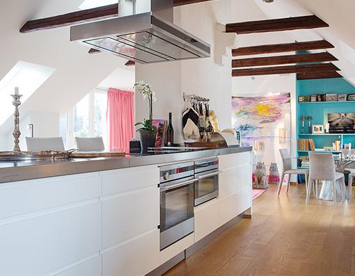 decoracion vintage cocina