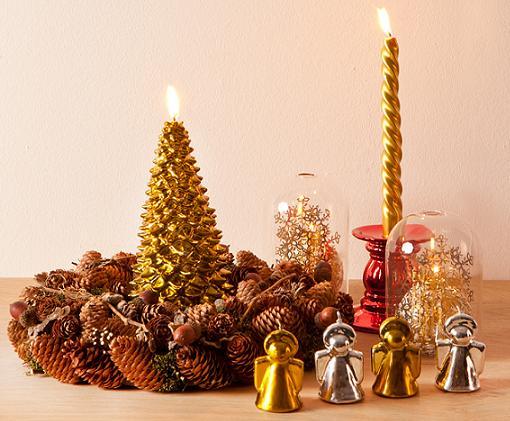 zara home catalogo adornos navideños 2013