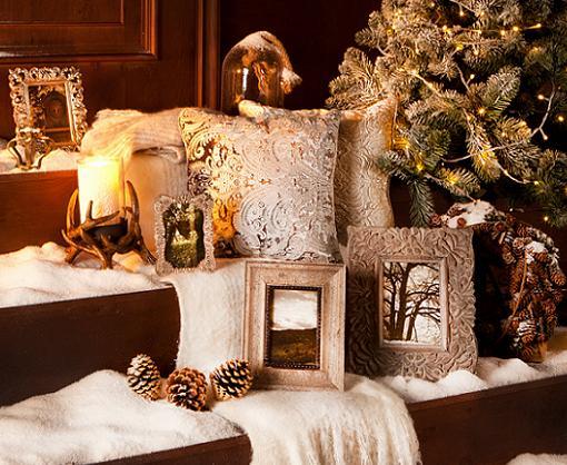 Zara home y su cat logo de navidad 2013 unacasabonita - Zara home navidad ...