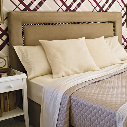 Cabeceros tapizados del corte ingl s para camas de for Cabeceros de cama tapizados
