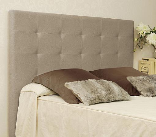 Cabeceros tapizados del corte ingl s para camas de for Dormitorios de matrimonio el corte ingles