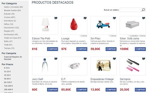 La Oca tienda online