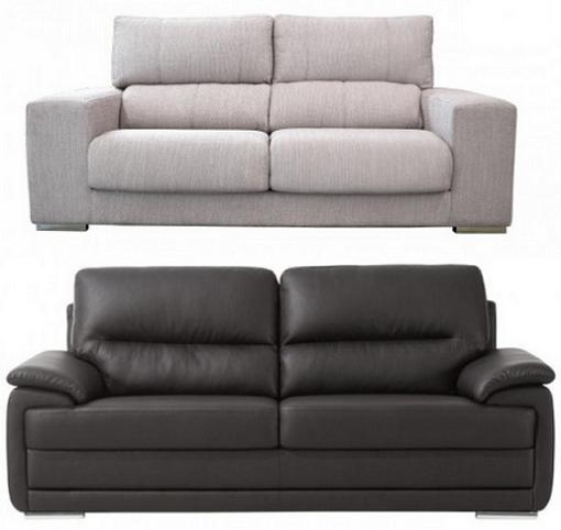 2 chaise sectional sofa for Sofas 4 plazas conforama