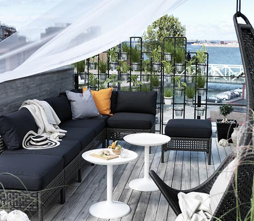 8 nuevas series y muebles de ikea para decorar tu casa for Mueble jardin ikea
