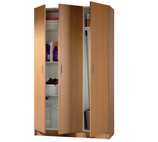 Armario Escobero Bauhaus : En busca del armario escobero perfecto para guardar tus