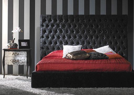 camas mesillas cabeceros rusticos y vintage para tu dormitorio