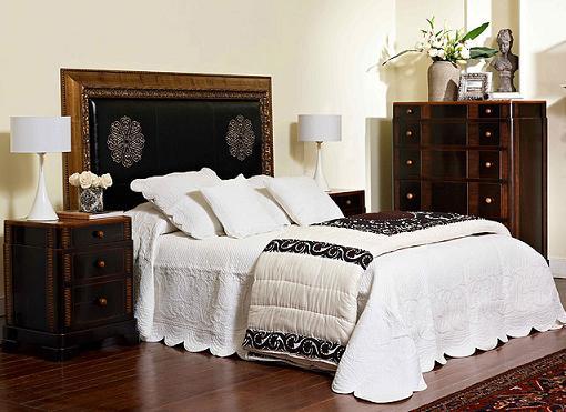 dormitorios rusticos y vintage