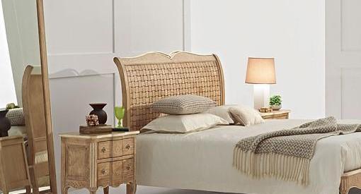 muebles rusticos y vintage para tu dormitorio