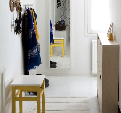Recibidores modernos ideas para espacios peque os for Muebles vestibulo moderno