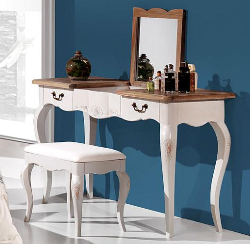 Tocadores modernos tocador vanitychest vanitydesk tocadores franco furniture en la exposicin de - Tocador moderno dormitorio ...