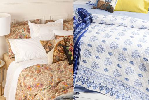 zara home rebajas 2014 textiles cama