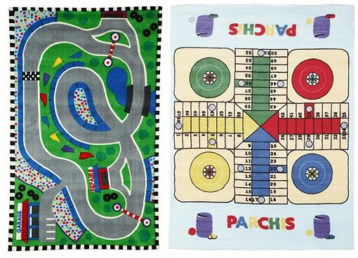 10 alfombras infantiles de leroy merlin para el dormitorio - Alfombras ninos lavables ...