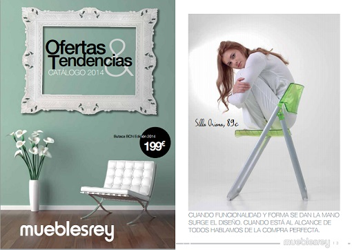 Cat logo muebles rey 2014 ofertas y tendencias en for Casa tiendas de decoracion catalogo