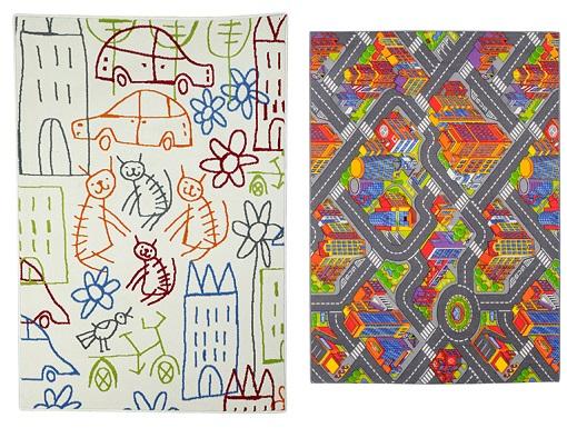 Leroy Merlin alfombras infantiles