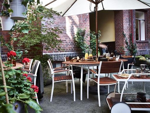 Muebles de jard n ikea 2014 todas las novedades for Casa muebles de jardin