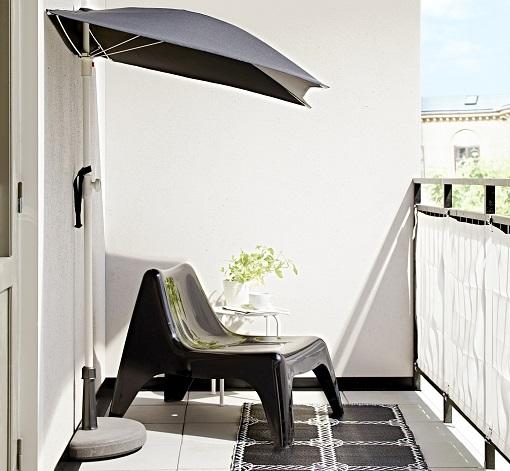 Muebles para el balcón Ikea