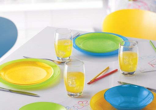 Vajillas luminarc platos y vasos modernos y resistentes - Platos luminarc precios ...
