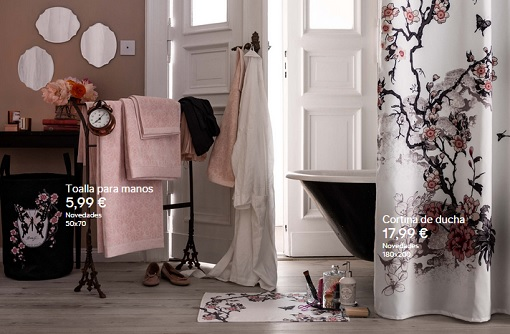H&M Home baño
