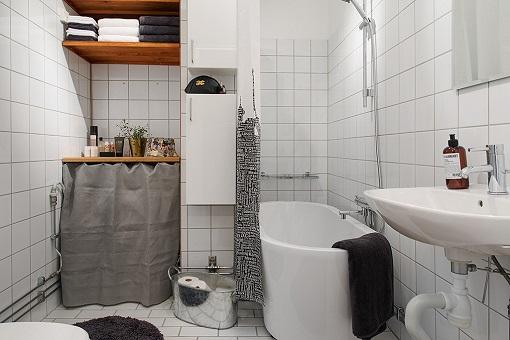 baño escandinavo