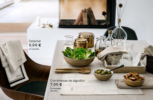H&M cocina