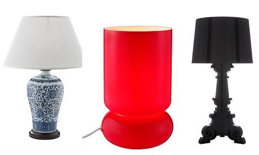 lámparas de mesa el corte inglés