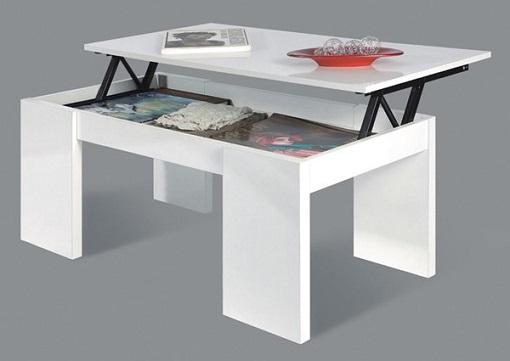 Mesas centro elevables car interior design - Mesa de salon ikea ...