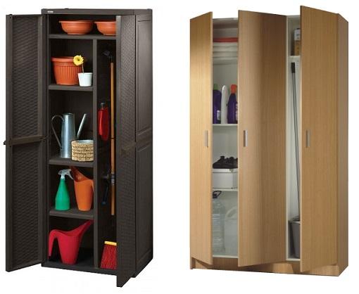 Nuevos armarios escoberos para guardar los utensilios de - Escoberos baratos ...