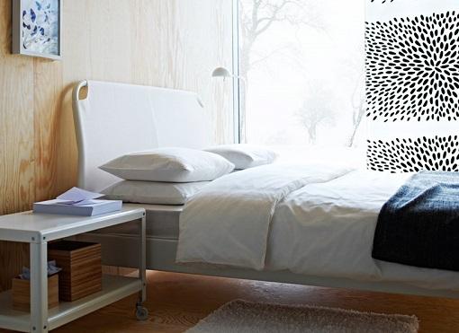 Dormitorio madera Ikea