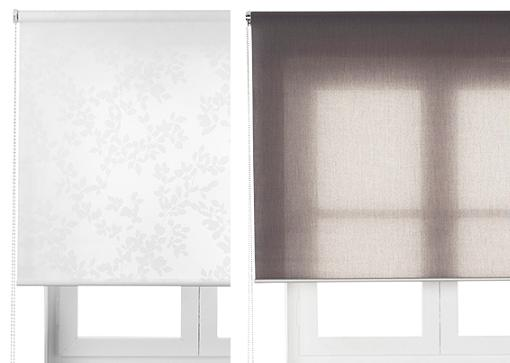 Paneles japoneses y estores leroy merlin para decorar tus for Cortinas leroy merlin