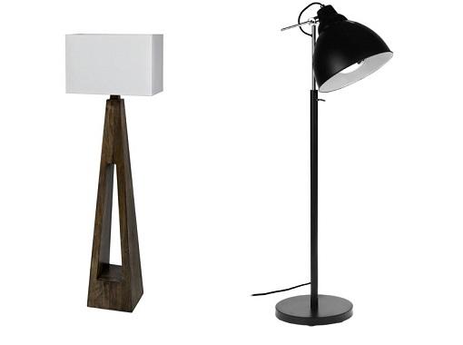 lámparas pórtico