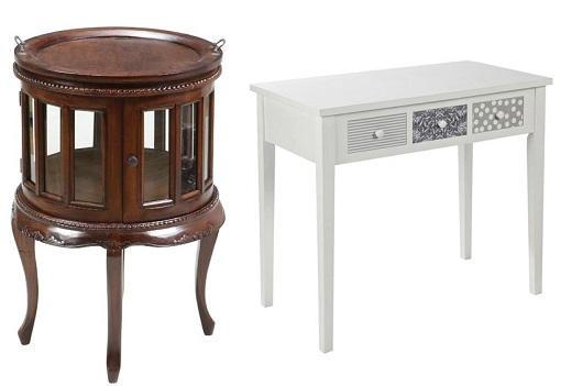 muebles pórtico