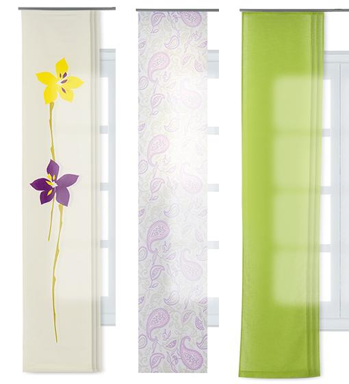 Paneles japoneses y estores leroy merlin para decorar tus for Riel panel japones leroy merlin