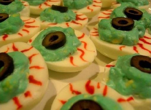 recetas halloween fáciles