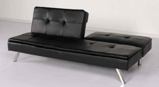 Sof s cama conforama para tu sal n baratos chaise longue con estilo unacasabonita - Cama plegable conforama ...