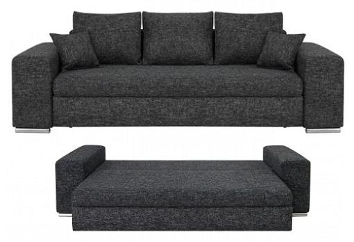 Sof s cama conforama para tu sal n baratos chaise longue for Sofa cama una plaza conforama