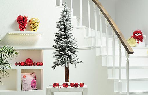 adornar la casa en navidad luces guirnaldas el rbol
