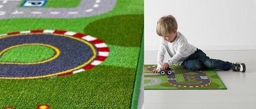 Mi casa decoracion alfombras infantiles ikea - Alfombras hipercor ...