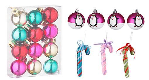 bolas de navidad para el arbol