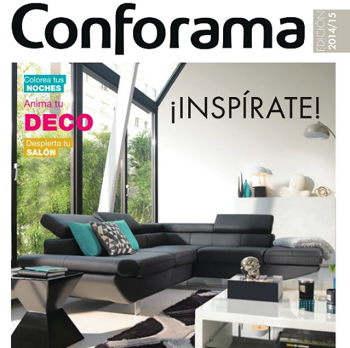 Cat logo conforama 2015 con nuevas ideas para decorar tu casa unacasabonita - Muebles conforama madrid ...