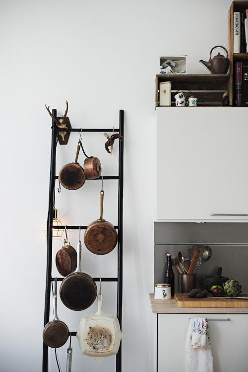 cocina rústico moderna