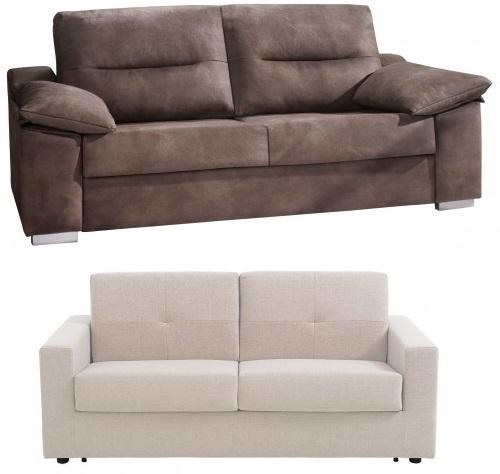 Los sof s cama conforama son pr cticos y muy baratos - Sofas de merkamueble ...