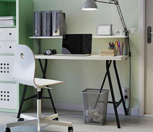 Escritorios juveniles y baratos para tu espacio de trabajo - Ikea dormitorios infantiles y juveniles ...