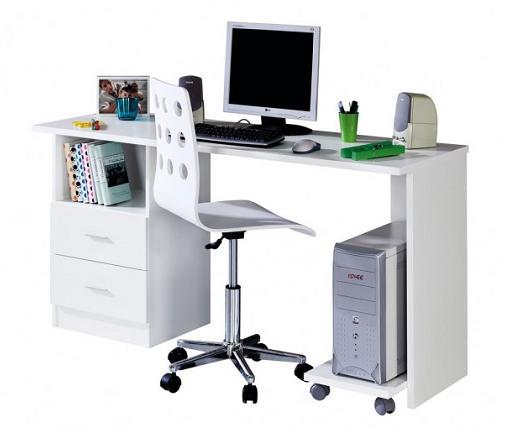 Escritorios juveniles y baratos para tu espacio de trabajo for Sillas escritorio juvenil leroy merlin