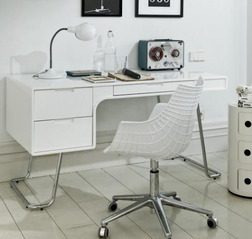 Escritorios juveniles y baratos para tu espacio de trabajo - Dormitorios juveniles modernos en el corte ingles ...