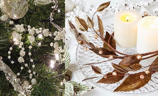guirnaldas de navidad para decorar