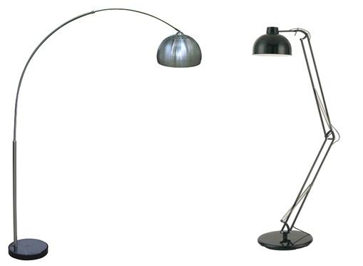 lámparas de pie salón