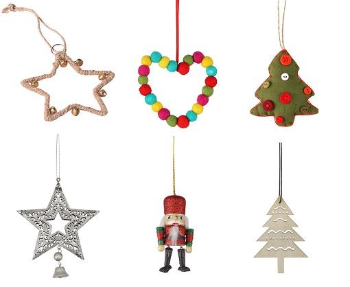 adornos árbol de navidad corte inglés